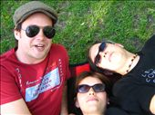 Introducing Bruno, Laurence and Charles chillin' in the Parc La Fontaine May 21st '07: by natha, Views[566]