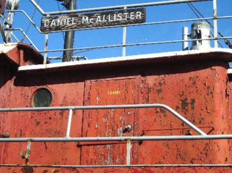 Daniel Mc Alister Boat