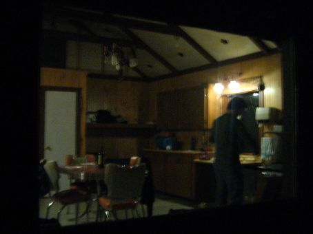 18.10.07 In the Chalet of Bruno's family nearby Gentilly