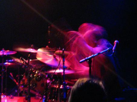 23.10.07 Nico Vega's drummer