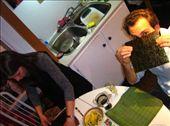 09.11.07 Ieva and Anthony preparing sushis: by natha, Views[206]