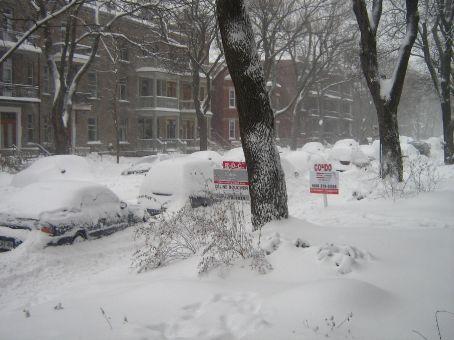 Still my street