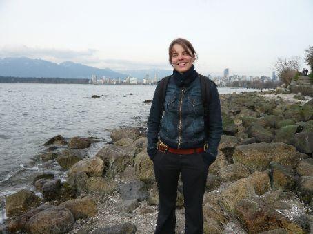 Nat in Vancouver April 3th