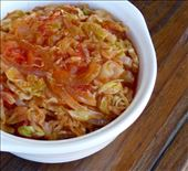 Fried cabbage: by naturenibbles, Views[151]