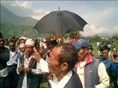Local Peoples enjoying the festival: by nepal, Views[121]