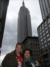 Empire State Building - so easy to find, and there were no queues: by newyork, Views[114]