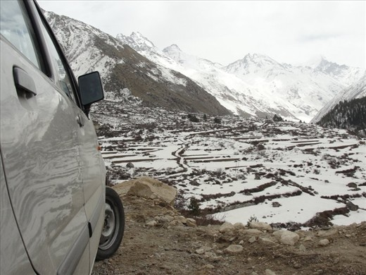 The Himalayas at last! | Proved my mettle on the toughest terrain I could find.