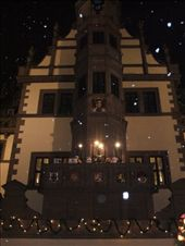 Christmas Choir on the balcony of the Rathaus: by nichoff, Views[442]