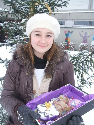 Christmas in Germany, snow and birthday presents :0)