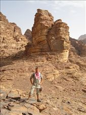 Hiking in Wadi Rum: by nicholasandriani, Views[46]