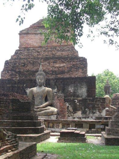 Ruins in Sukhothai