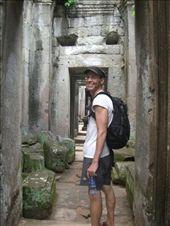 Exploring Preah Khan: by nicola, Views[185]