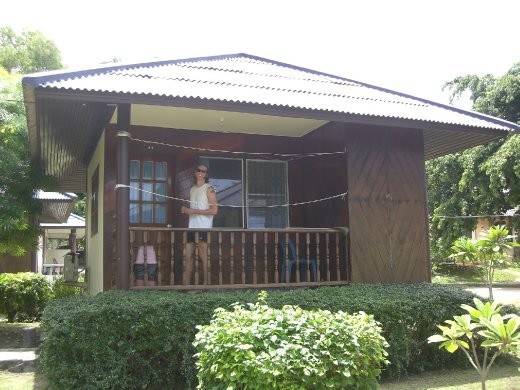 Our wee bungalow