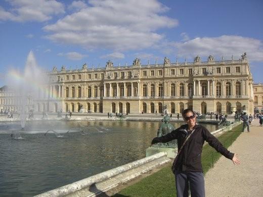 Versailles again...