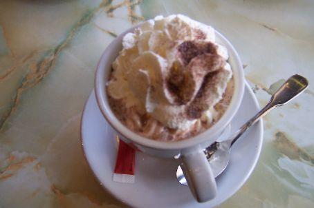 hot chocolate no 2 - miam miam