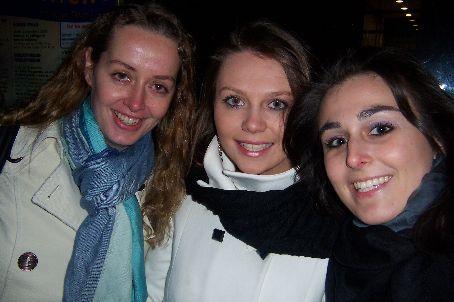 Melanie, Ana, me