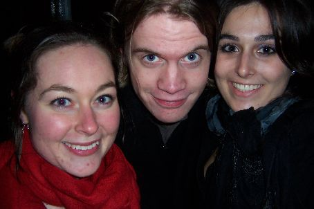 Katheryne, Michael, Me