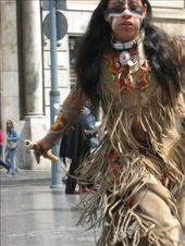 One of the indigenous people dancing.: by nigelb, Views[979]