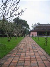 Walking where empresses did, in Hue...: by nihau, Views[178]