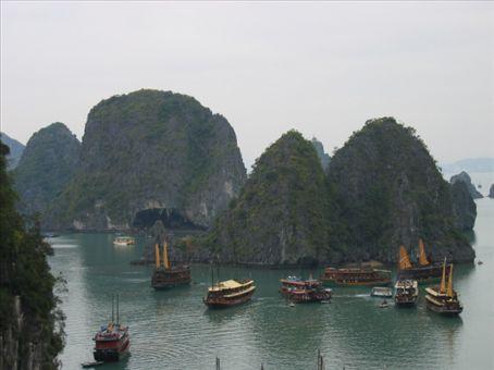 More Halong Bay