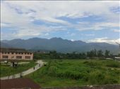 a part of the college in which I'm sudying now and it is surrounded by mountains: by nikhilraj, Views[277]