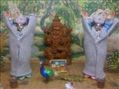 Tulsi& Abhinandana Altar: by nimai_pandit, Views[33]