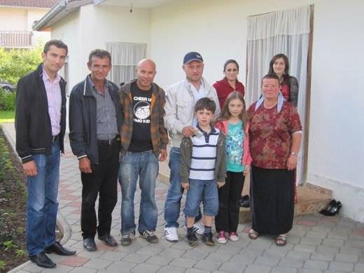 Mazedonien/Struga - Salimis family