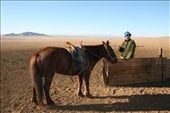 Mongolia - infront of our jurta: by niviosabine, Views[408]