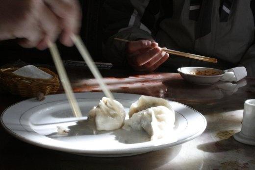 Yak-Momo - just delicious!