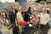 Nepal, Kathmandu: Rikschadrivers: by niviosabine, Views[115]