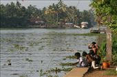 India, Alappuzha (Kerala): beautiful backwater trip: by niviosabine, Views[337]