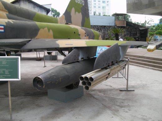 Scaff rockets?
