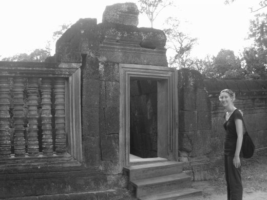 Banteay Srei - not worth the trip out
