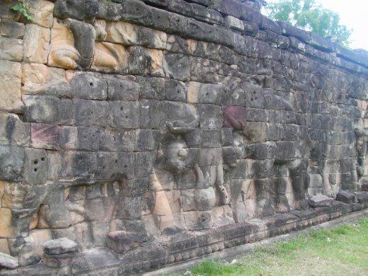 Terrace of the lephants