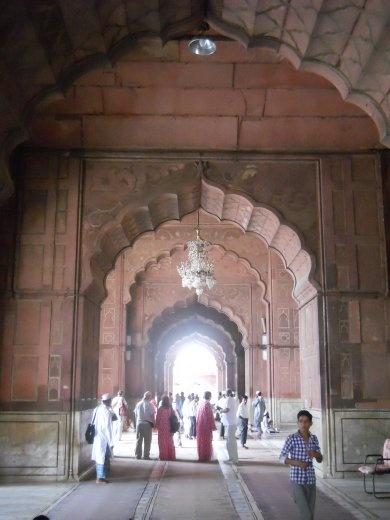 The Jama Masjid