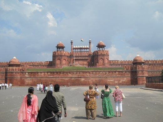 Red fort - not India's best