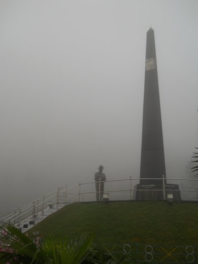 Gurkha war memorial
