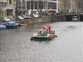 Santas on a raft: by noflyzone, Views[243]