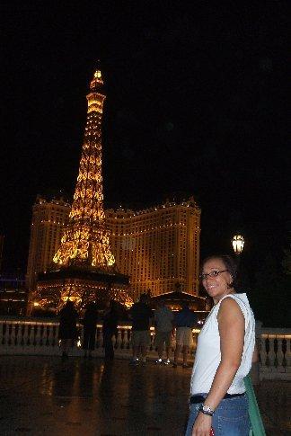Shirley, in Paris???