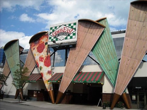 Gino's from the outside