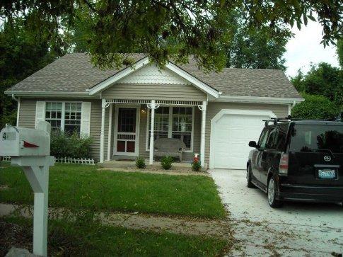 Ben & Denae's home