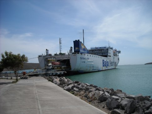 the ferry we came over on