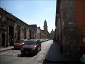 The streets of Morelia, filled with fine old buildings: by nomad_kiwis, Views[312]