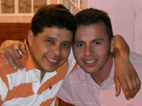 Jorge and brother Arturo