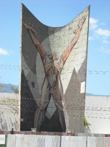 Monument To The Revolution San Salvador El Salvador
