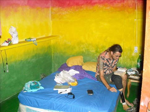 The Rasta Room. The Rasta Room   Leon   Nicaragua   WorldNomads com