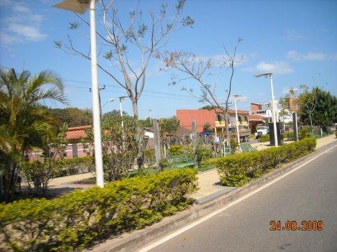 Street in Santa Cruz