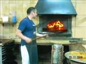 wood oven pizza: by nomad_kiwis, Views[288]