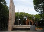 monument to the 33 men who helped Uruguay to be liberated: by nomad_kiwis, Views[287]