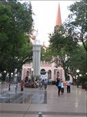 the main square in Posadas: by nomad_kiwis, Views[357]